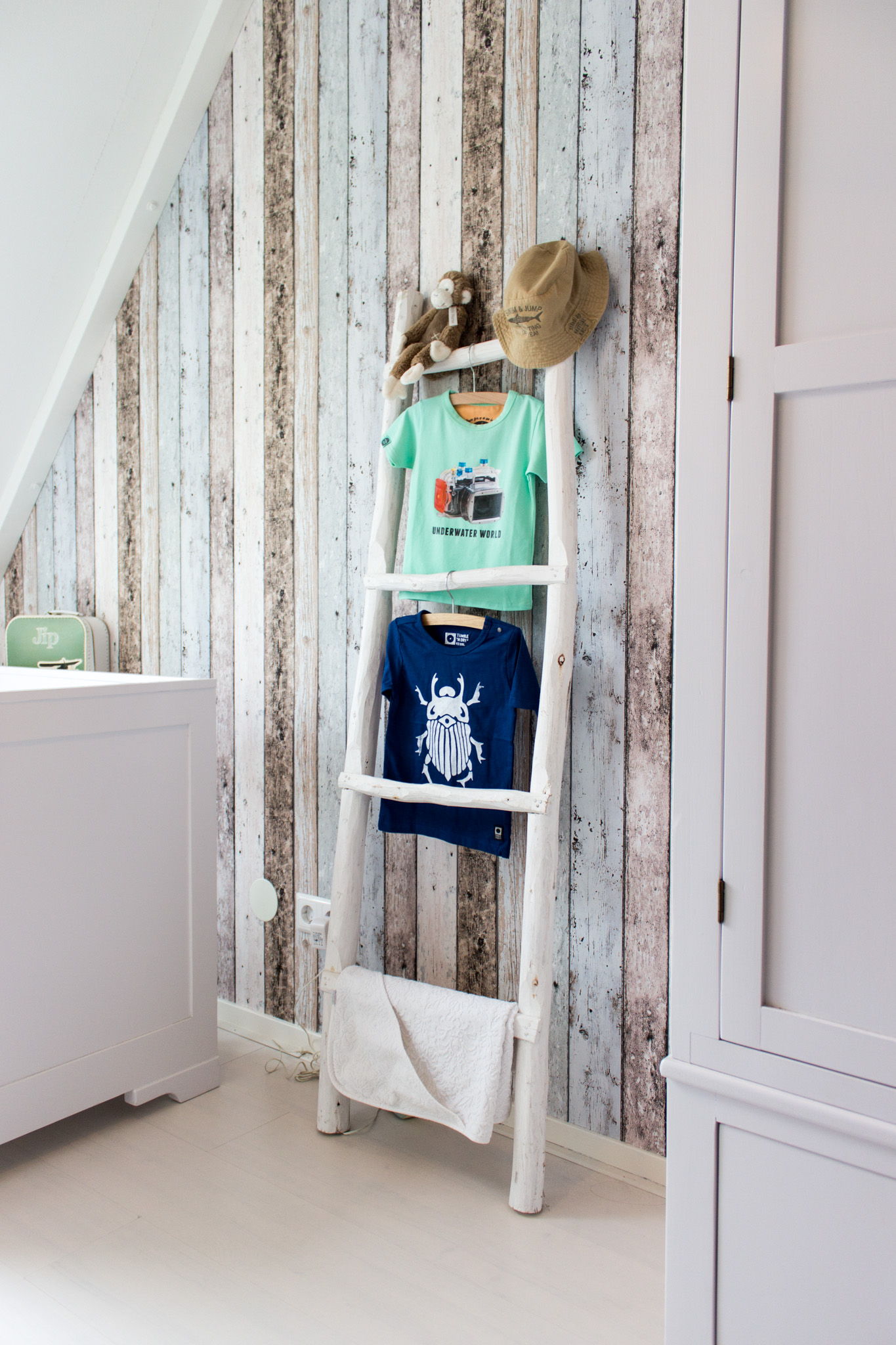 Baby ontwerp sterren kamer - Kamer kindontwerp ...