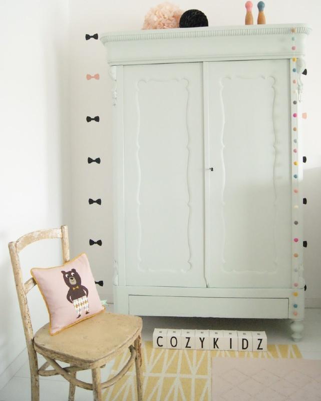 Welp Nathalies trendspot: brocante meubels - Mama is thuis! QL-61